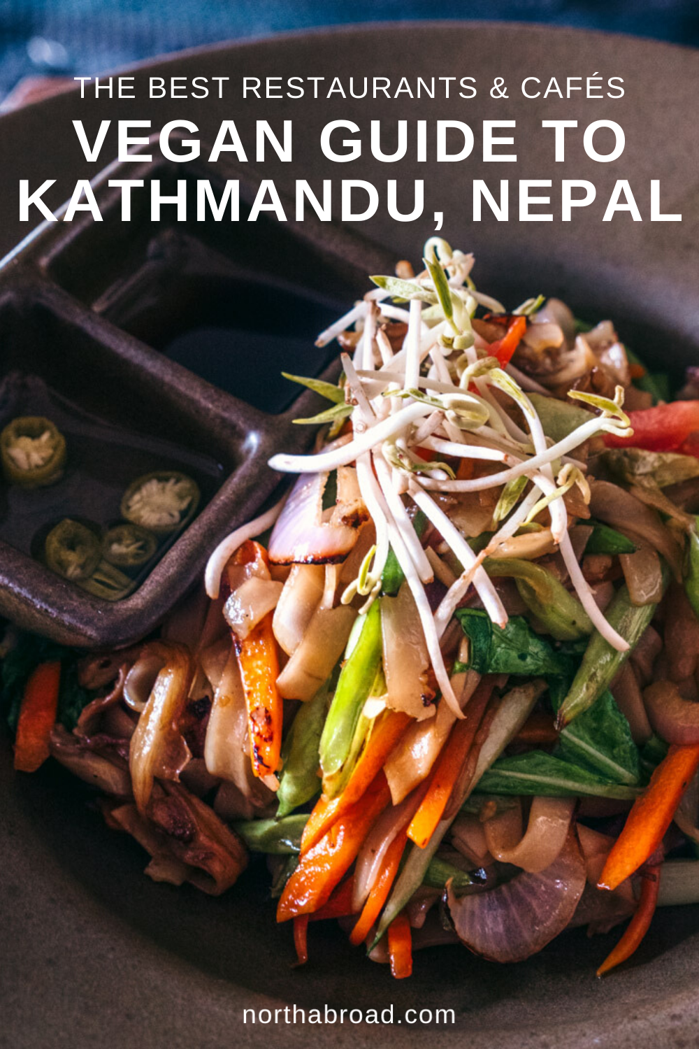 Everything you need to know about finding the most delicious vegan and vegetarian places in Kathmandu, Nepal