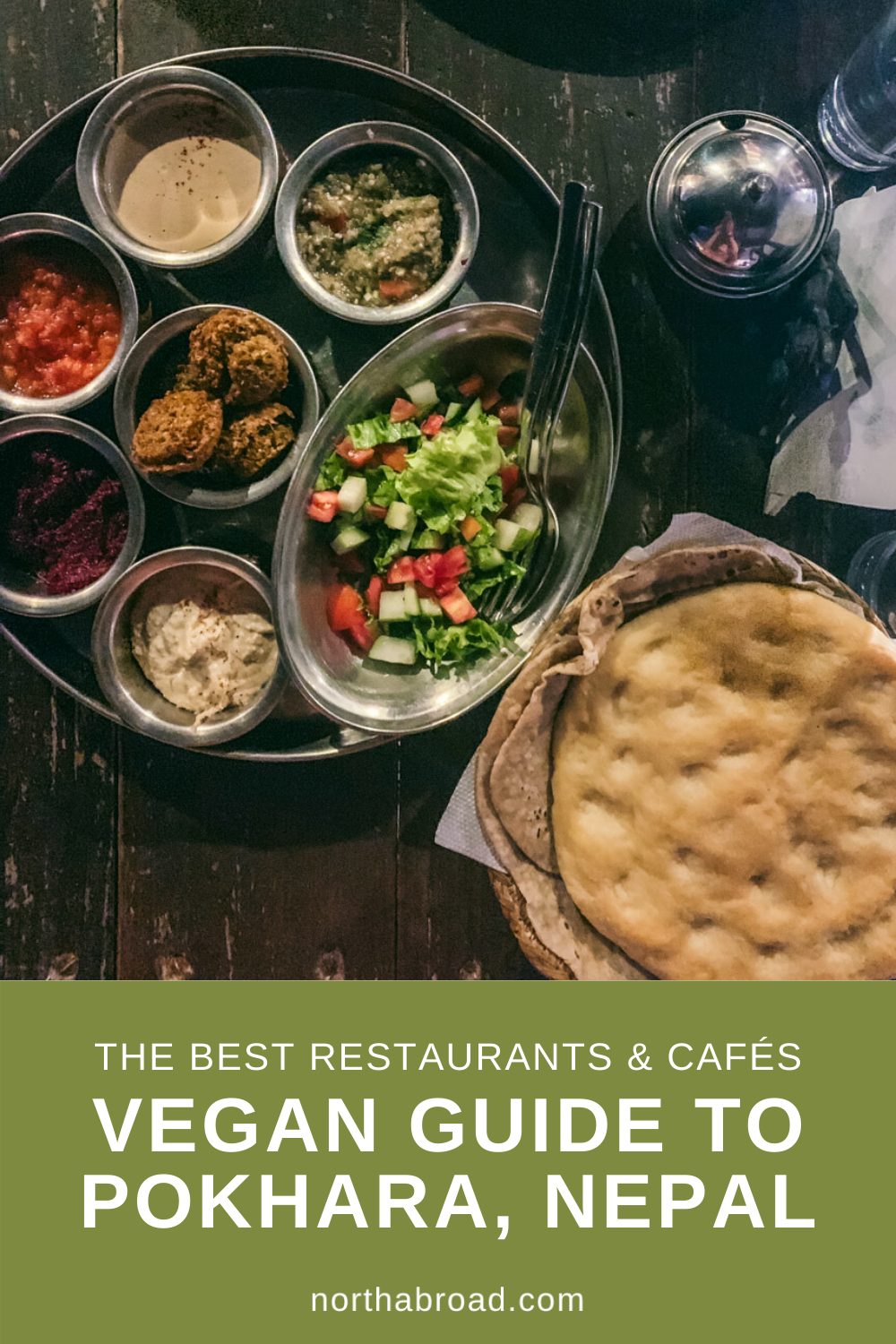 Everything you need to know about finding vegan and vegetarian food in Pokhara, Nepal