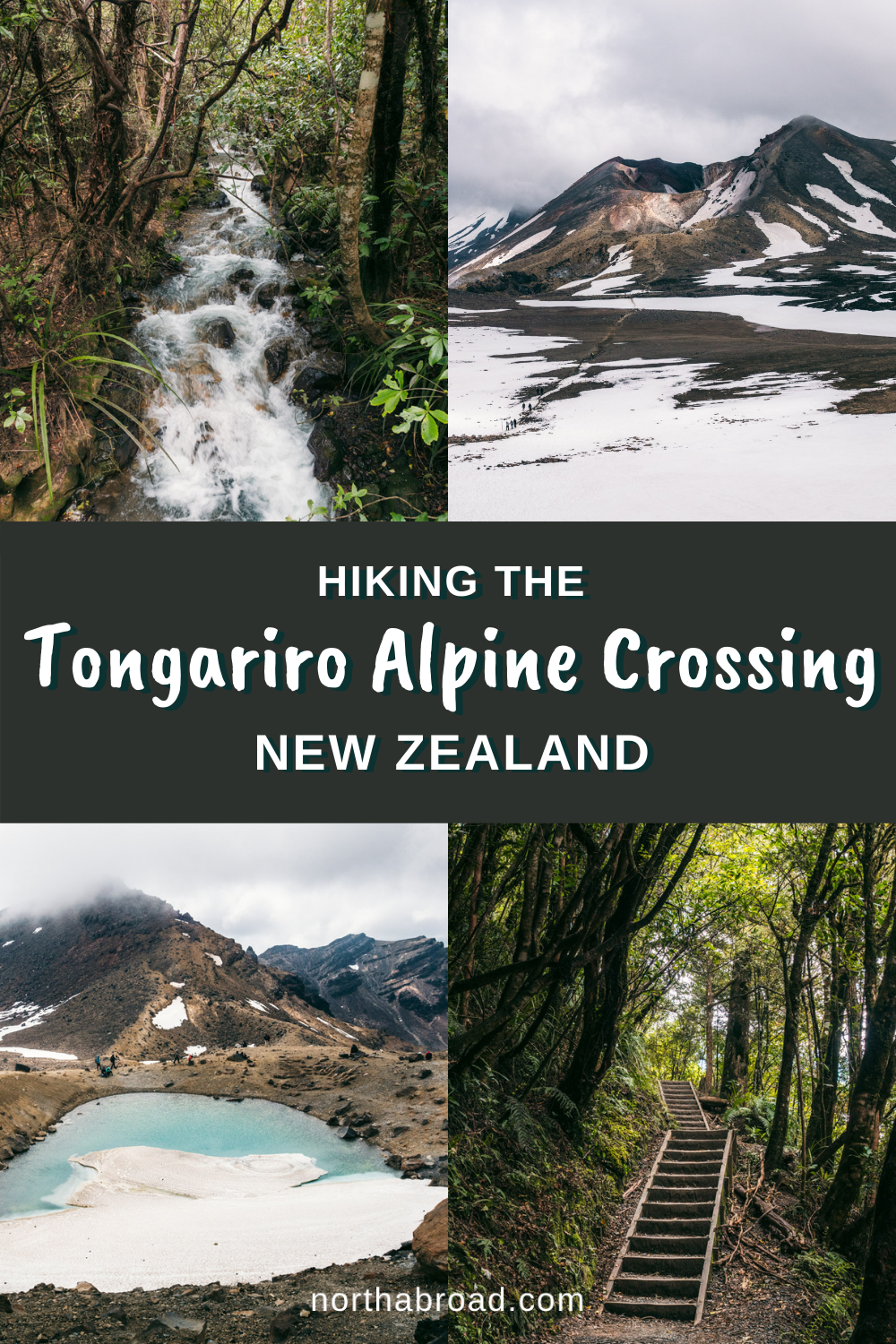 Our Experience Hiking the Tongariro Alpine Crossing in New Zealand