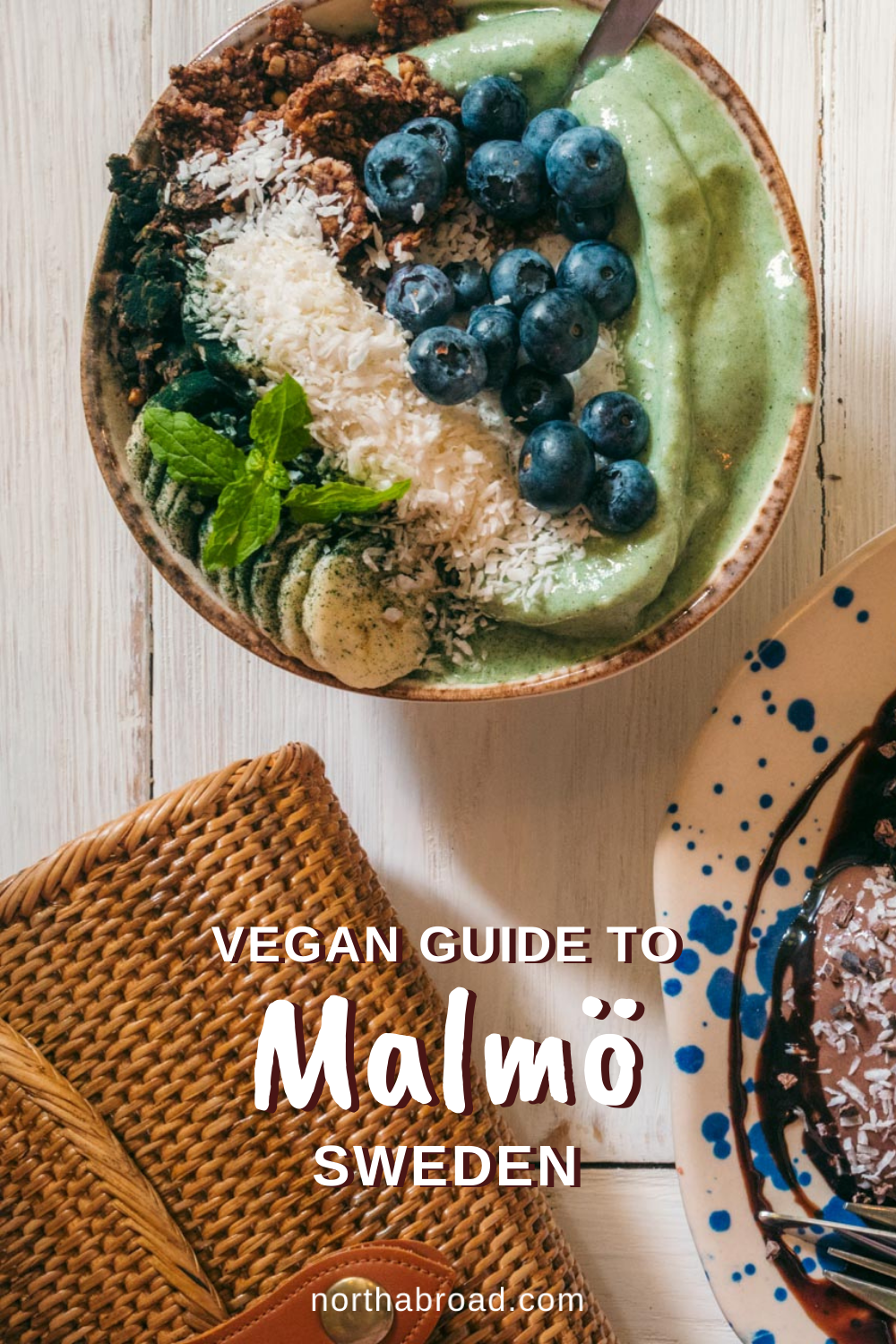Everything you need to know about finding the most delicious vegan and vegetarian places in Malmö, Sweden