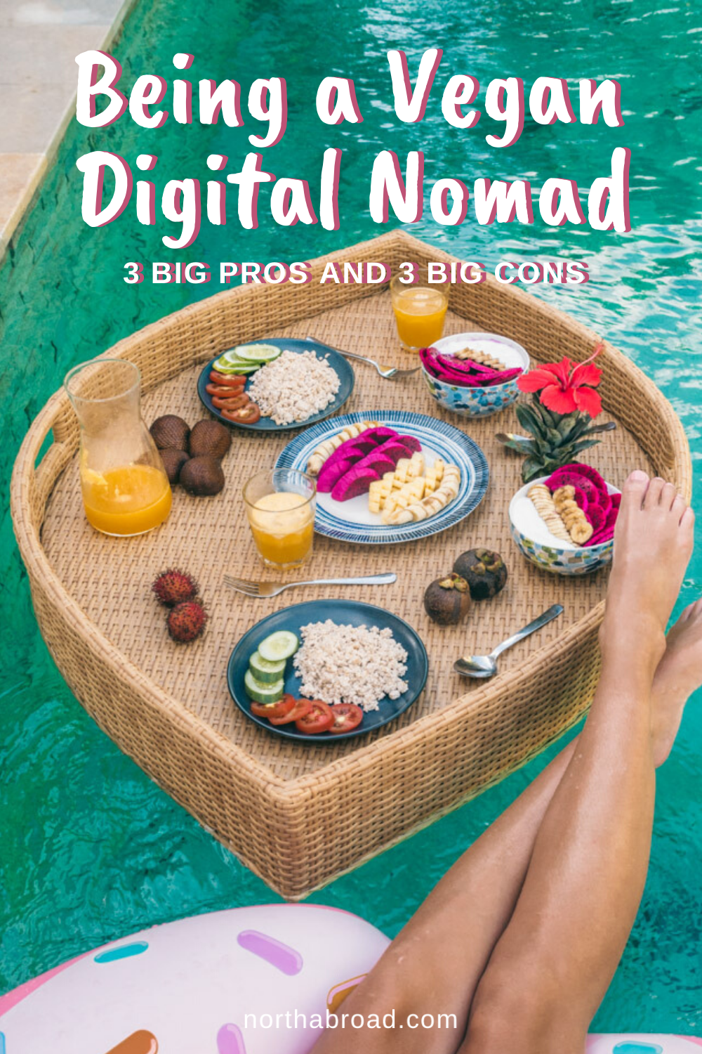3 Big Pros (and 3 Big Cons) of Being a Vegan Digital Nomad