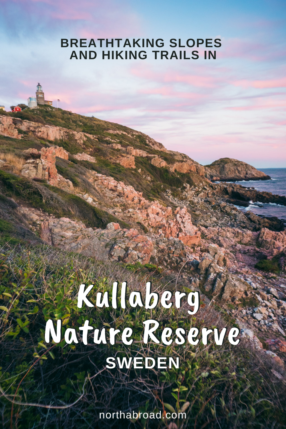 Mölle and Kullaberg Nature Reserve in Sweden