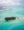 Flying into Aitutaki from Rarotonga