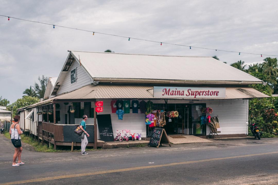 Maina Superstore in Arutanga