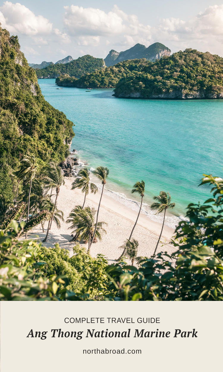 Ang Thong National Marine Park Complete Travel Guide
