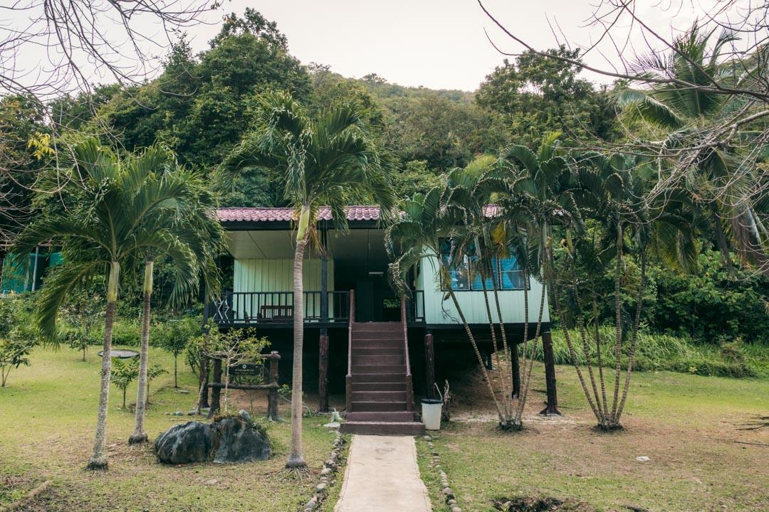 House on Koh Wua Talap