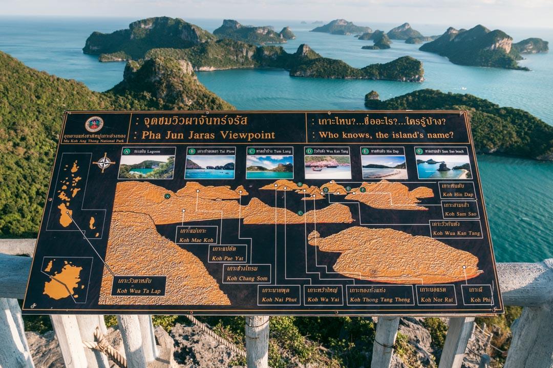 Pha Jun Jaras viewpoint aka the viewpoint of viewpoints