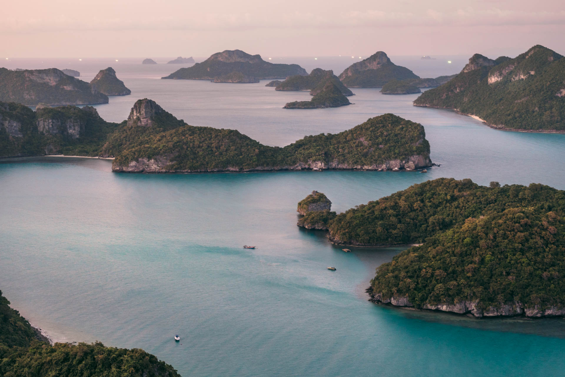 Ang Thong National Marine Park: Complete Travel Guide