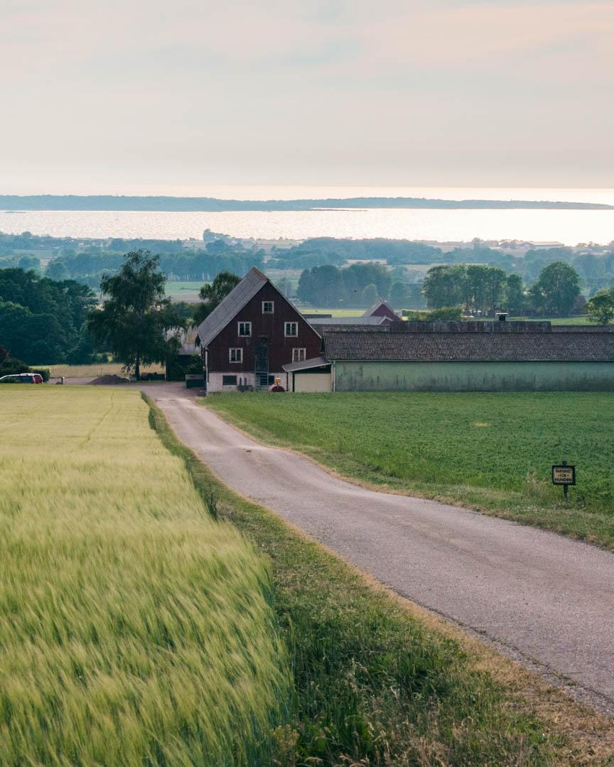 Travelling to Båstad