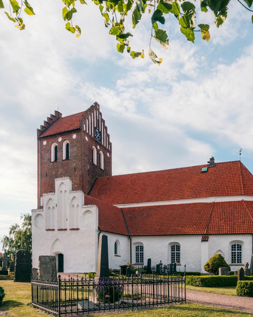 Mariakyrkan, Båstad