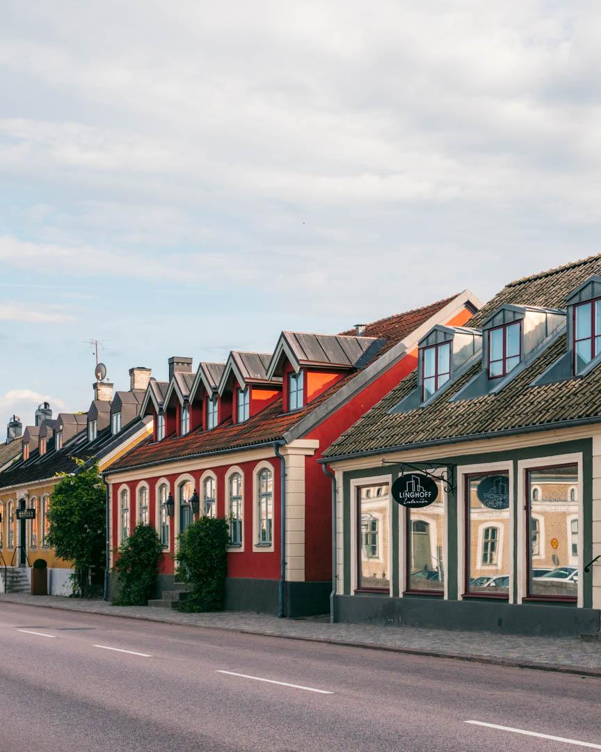 Charming houses in Båstad