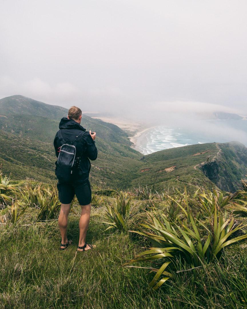 Alex in New Zealand