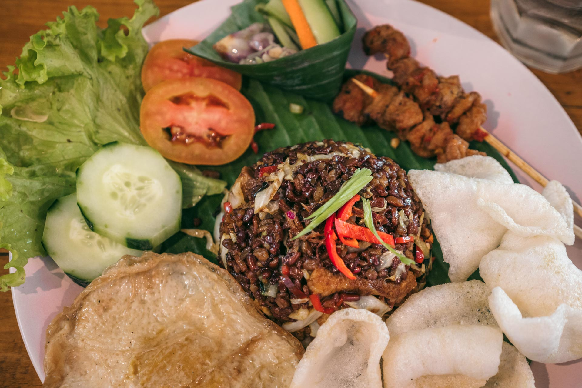 Best Vegan Indonesian Food in Canggu, Bali