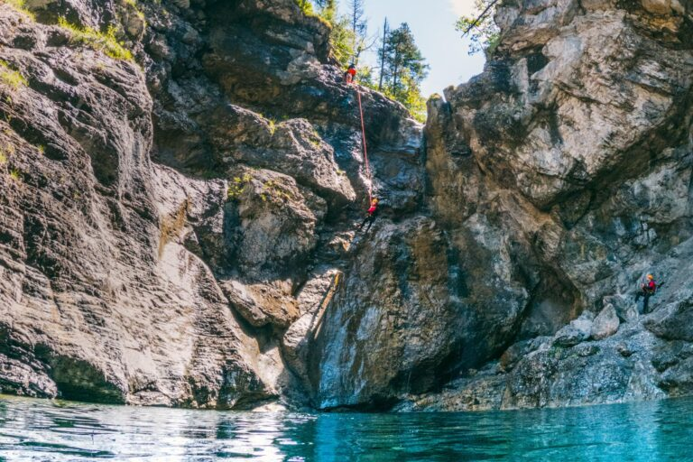 Why You Should Go on a Canyoning Tour From Garmisch-Partenkirchen
