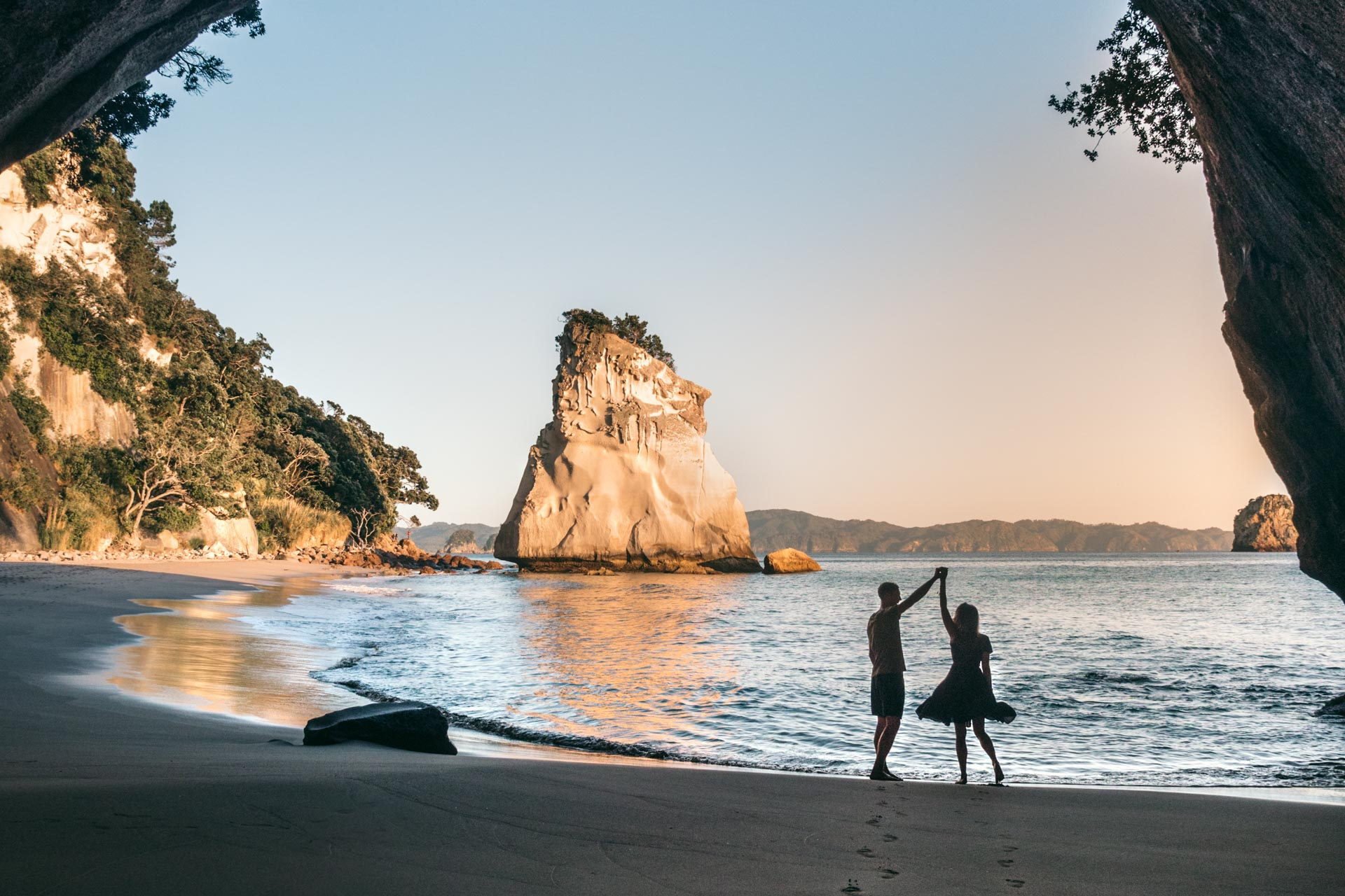 Cathedral Cove in The Coromandel: How to Get There and What to Expect