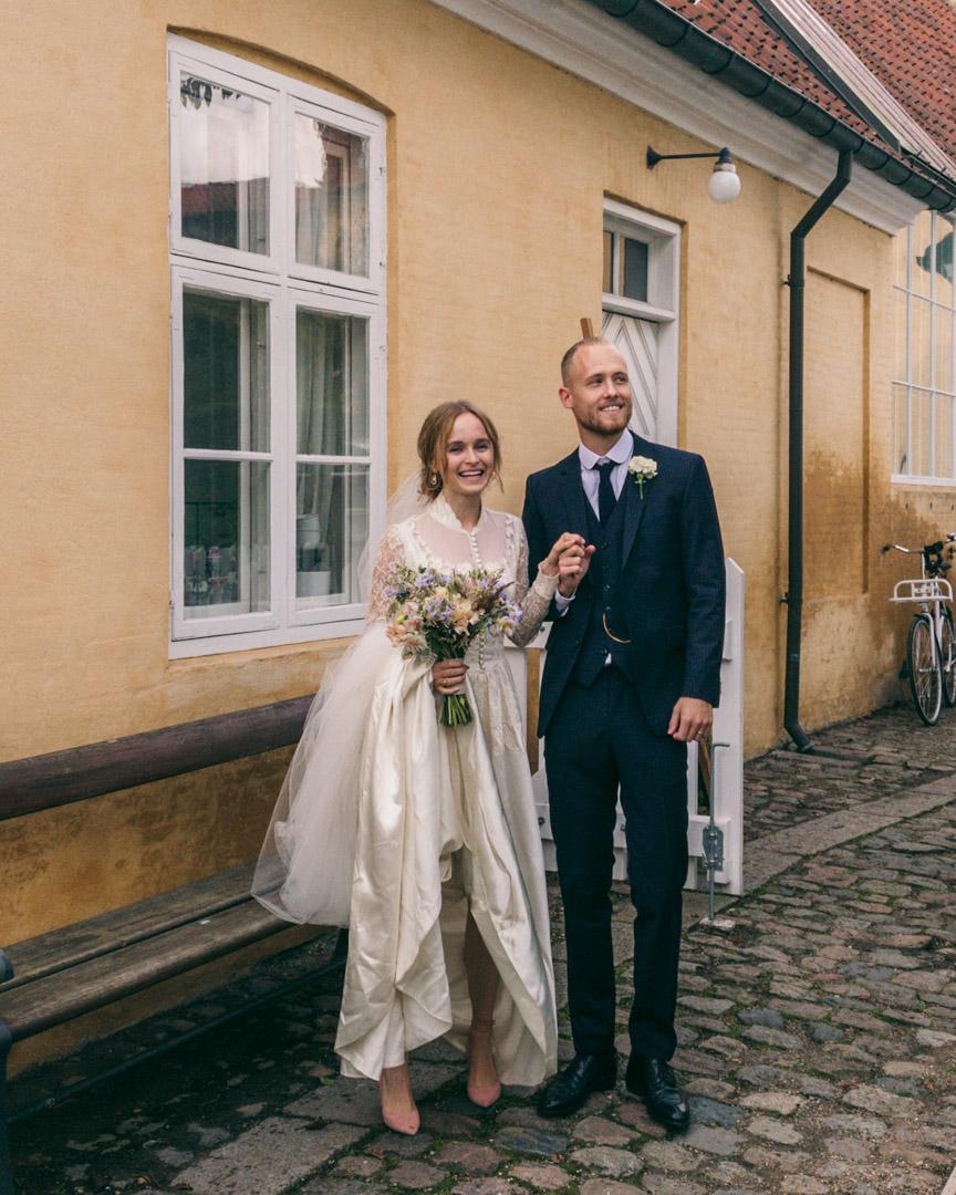Clara and Rasmus