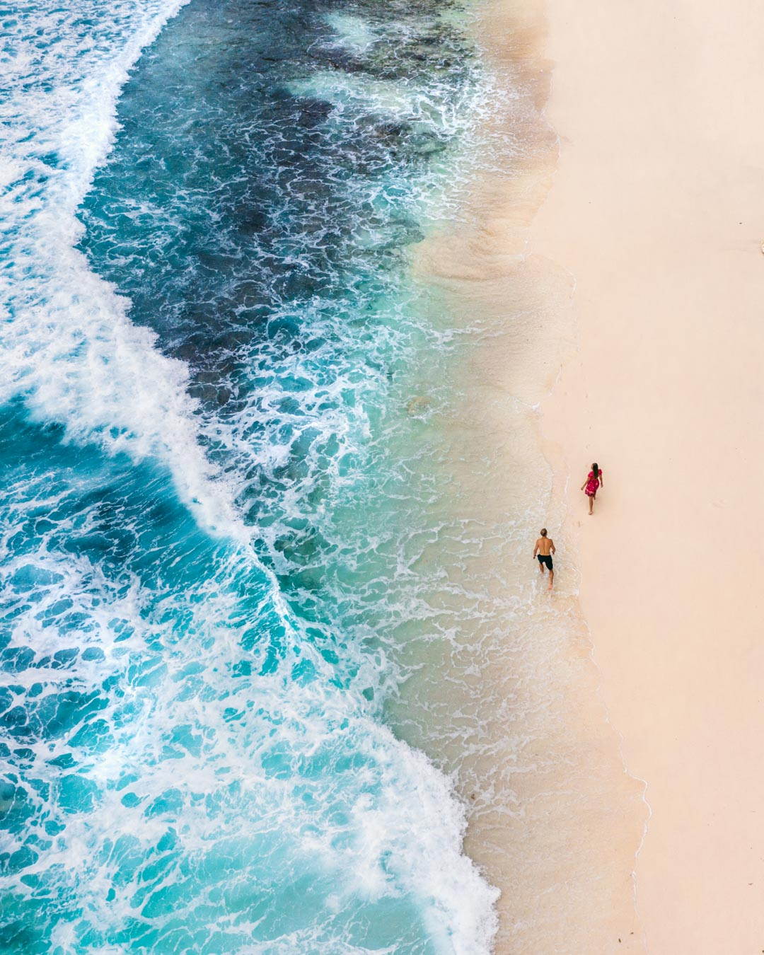 Nusa Penida incredible water