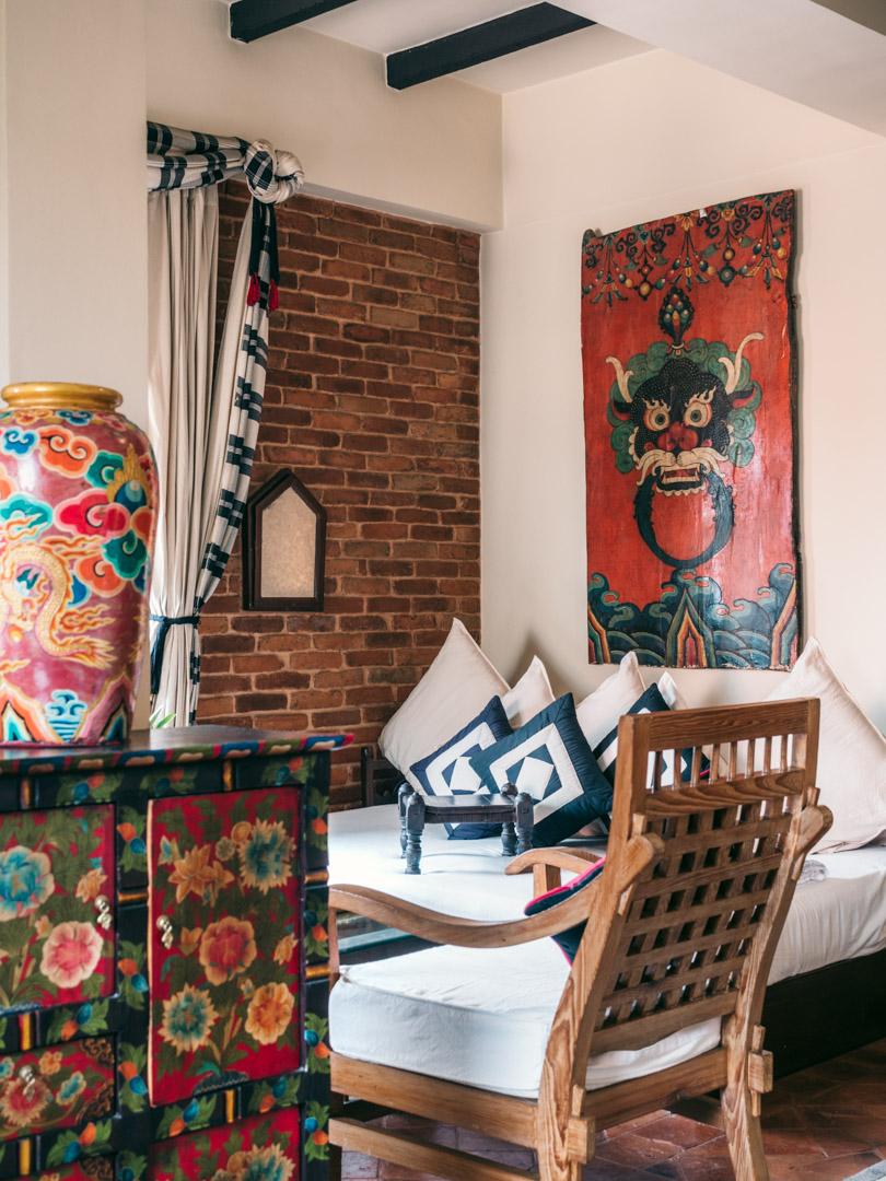 dwarikas hotel kathmandu room