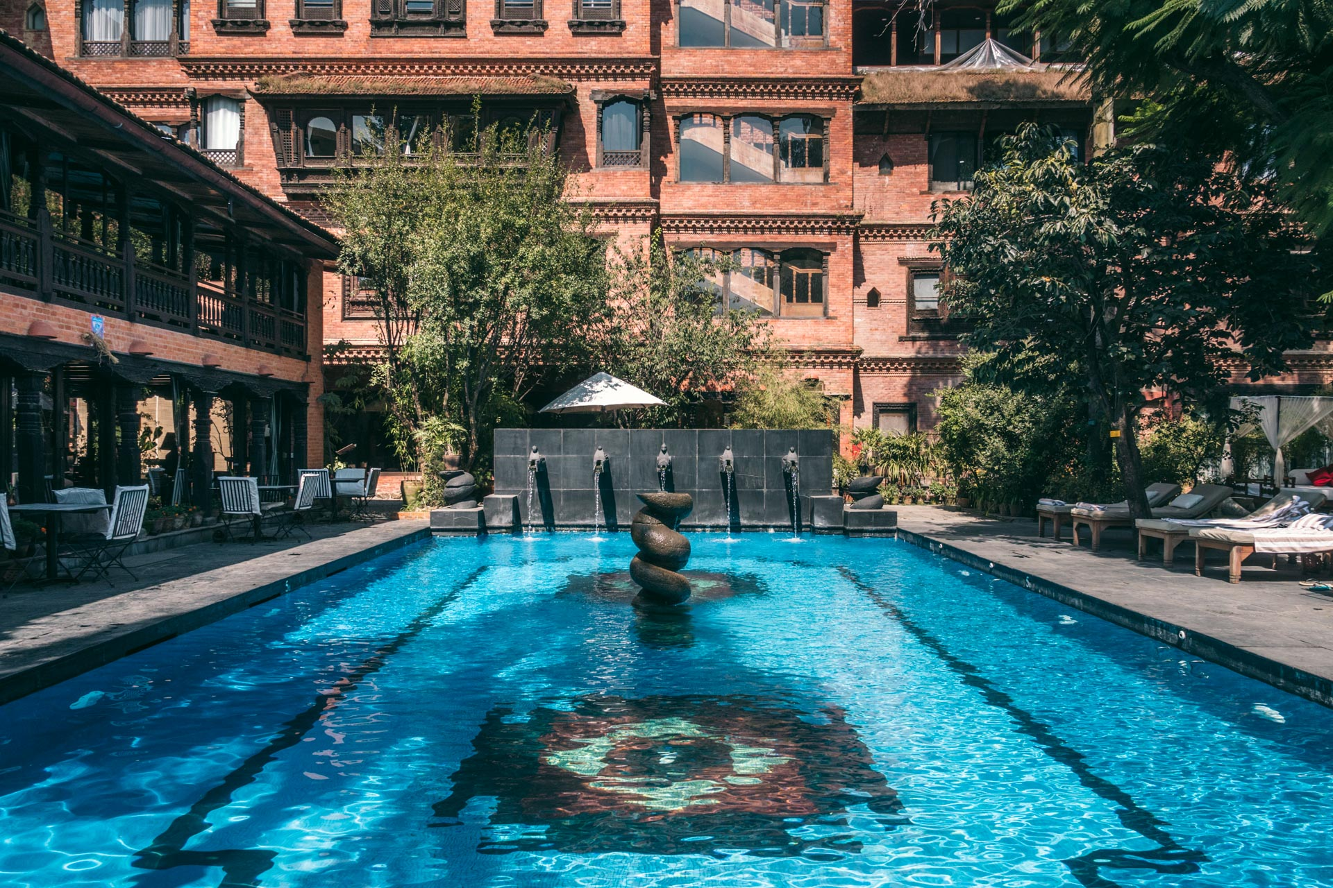 Review of Dwarika's Hotel in Kathmandu: A Peaceful Heritage Hotel in Nepal's Busy Capital