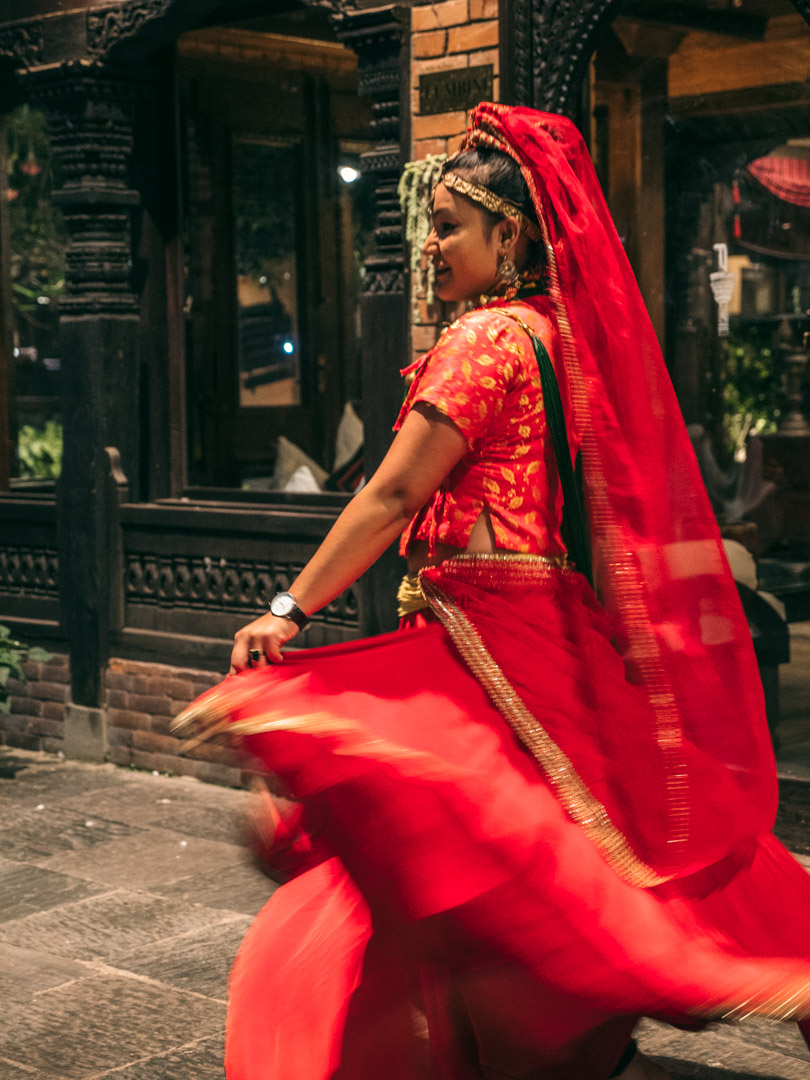 dwarikas hotel kathmandu nepalese dance