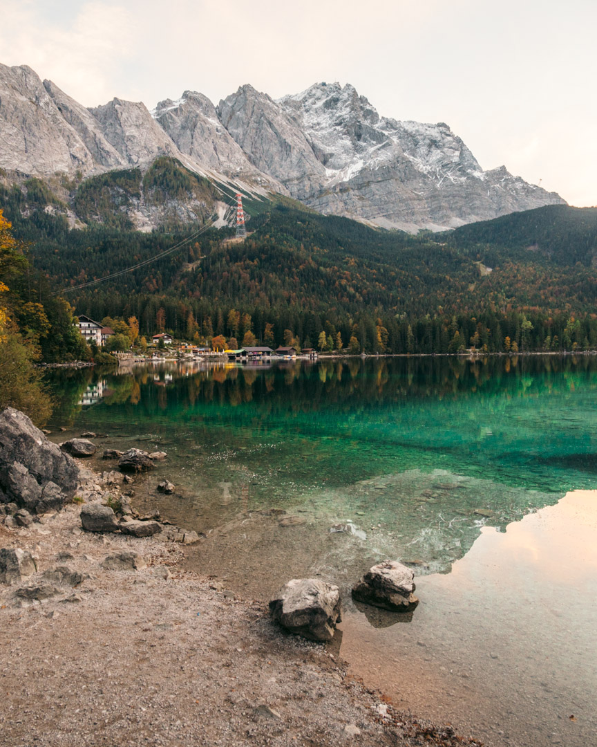 Eibsee travel guide