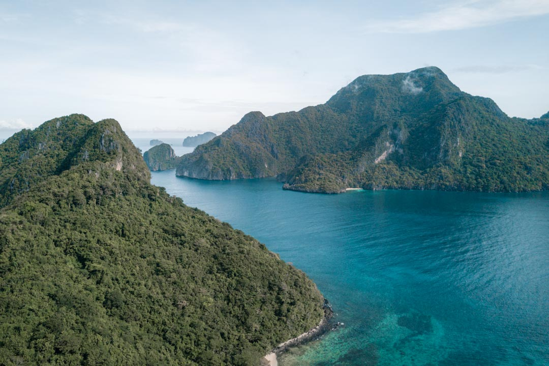Islands El Nido