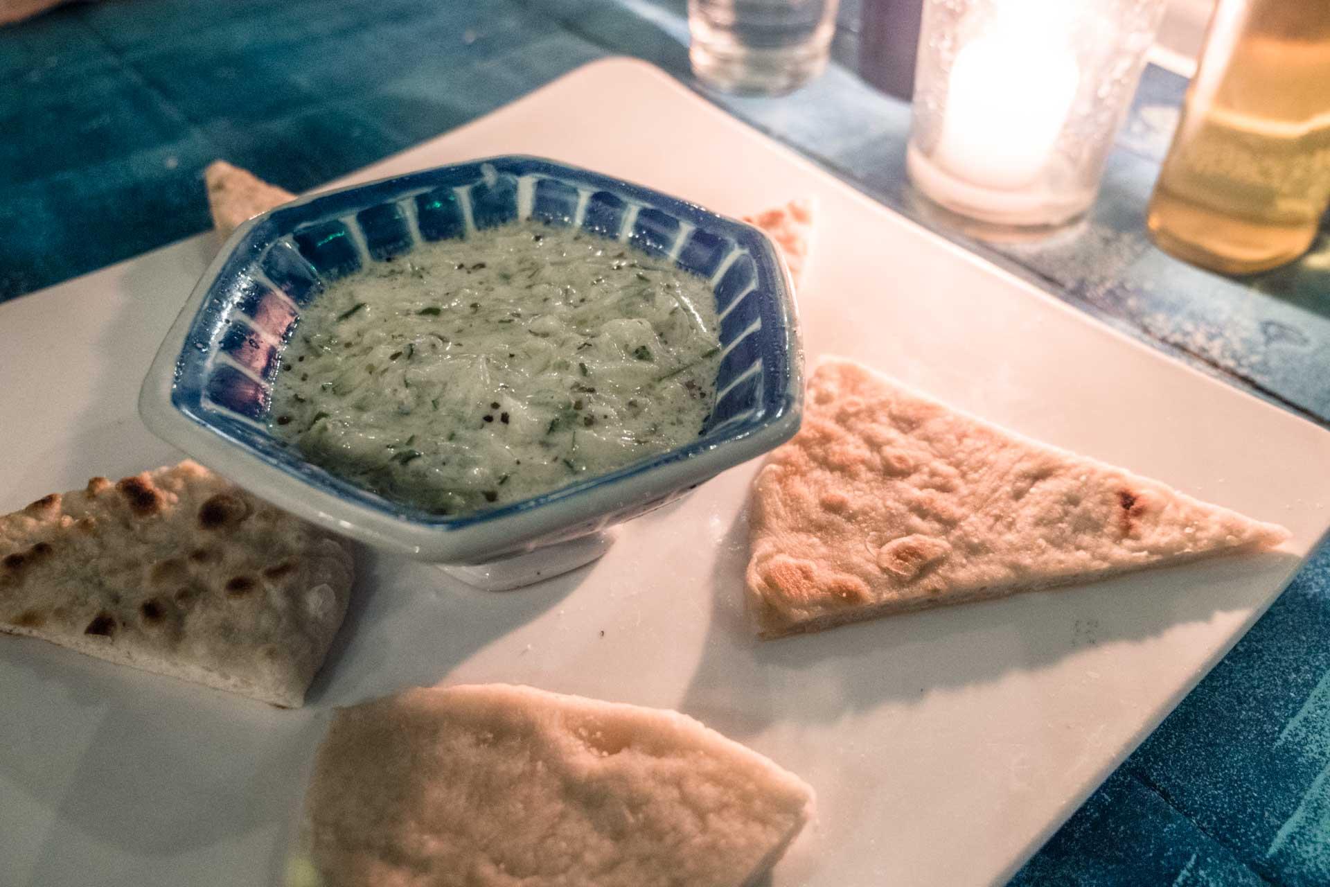 Agape Greek food in El Nido