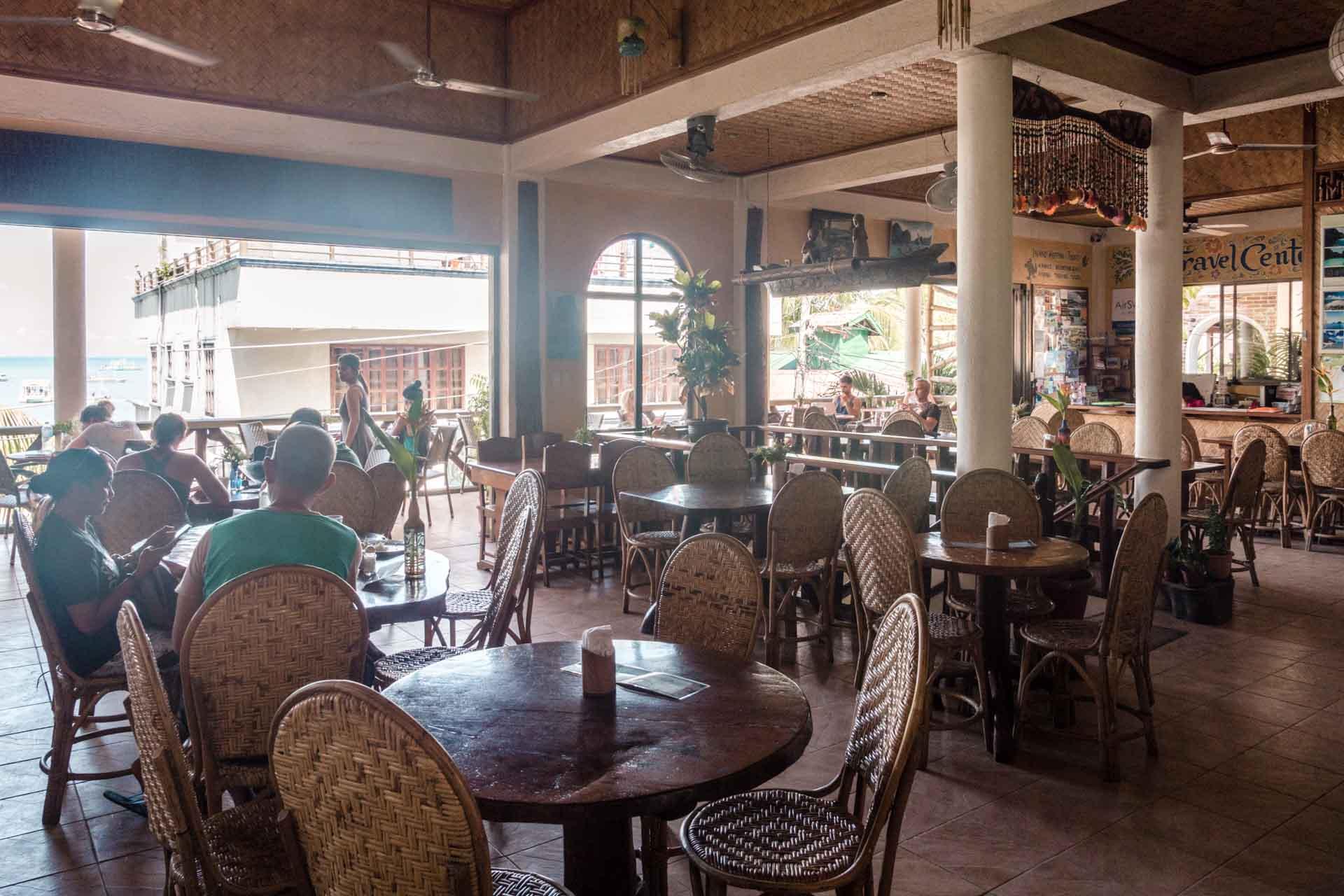 Art Café in El Nido