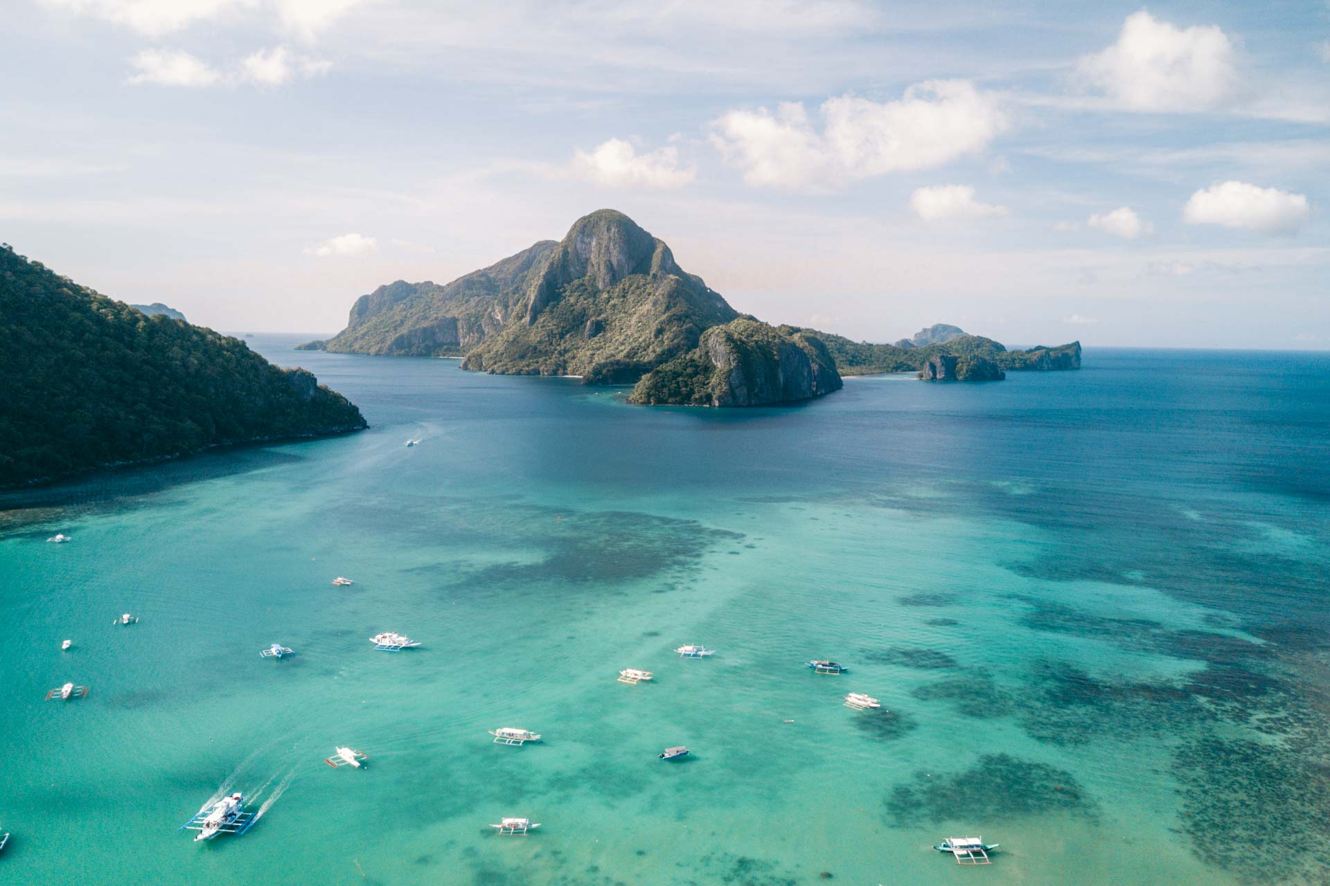 Boat Tour in El Nido: Secret Beaches and Hidden Lagoons