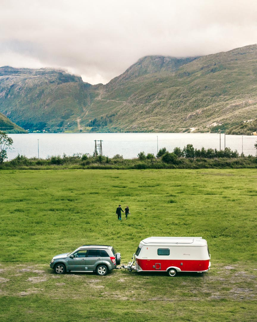 Freedom to camp in Norway