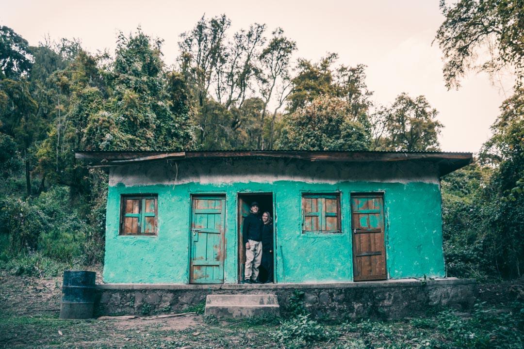 Ethiopia hiking