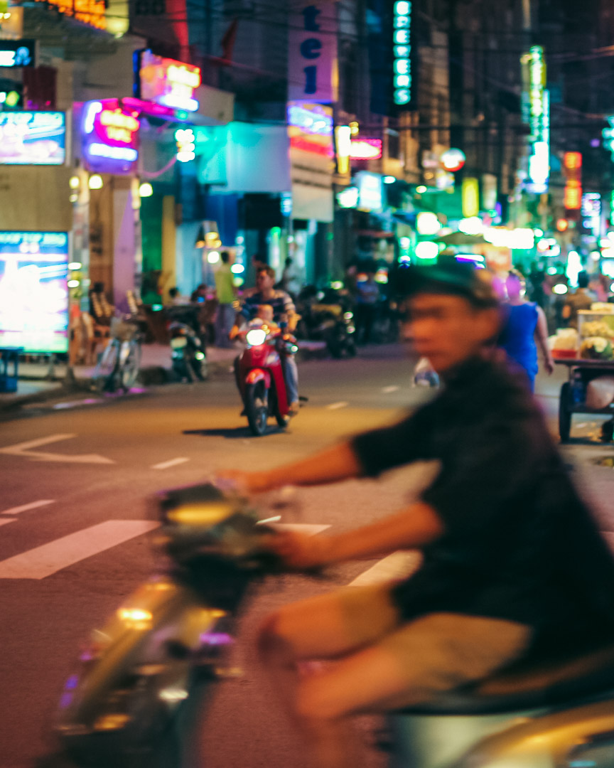 Staying as a digital nomad in Ho Chi Minh City, Vietnam