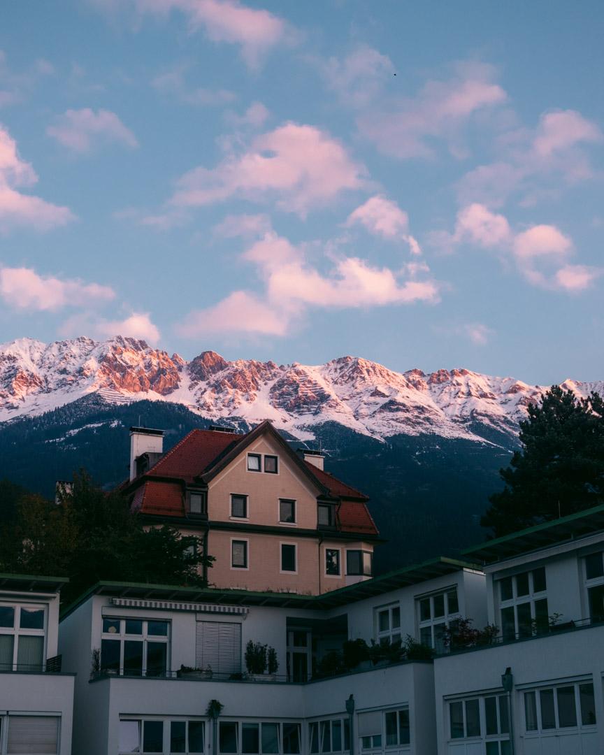Morning Innsbruck