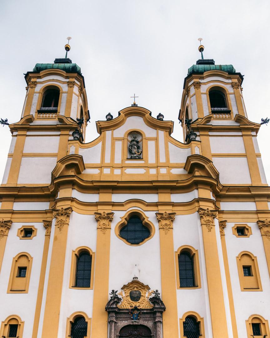 Wilten Abbey Basilica