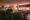 Vapiano's at night