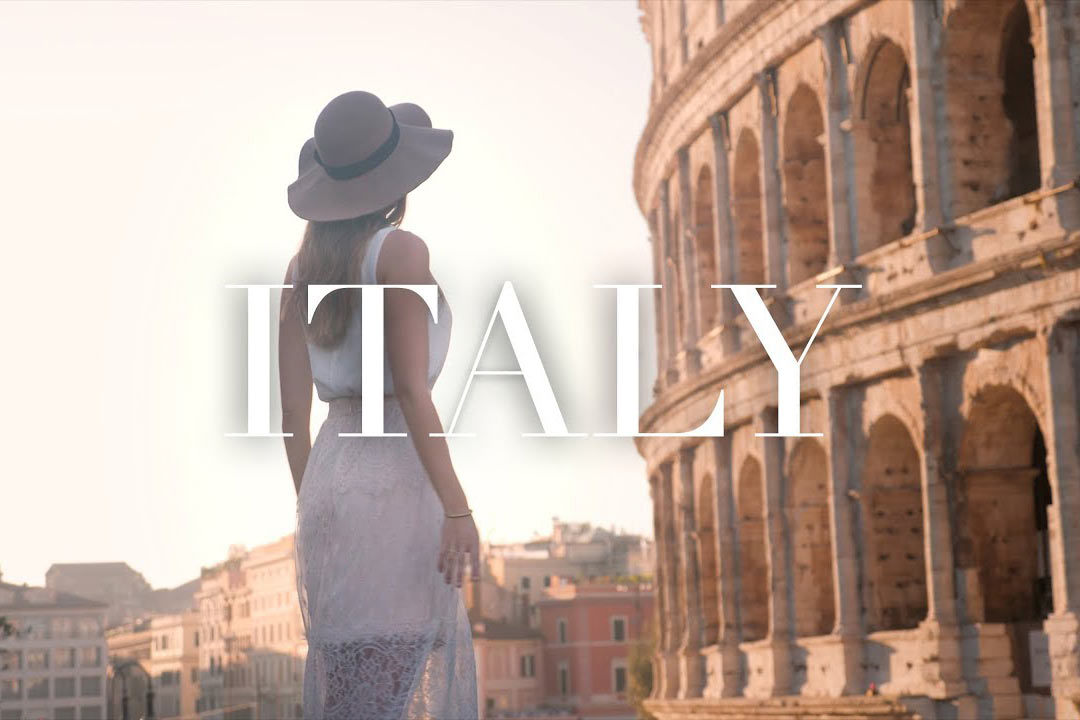 Video: We ♥ Italy!