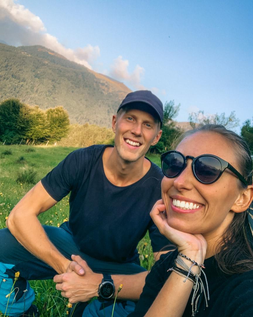 Alex & Victoria in Montecampione