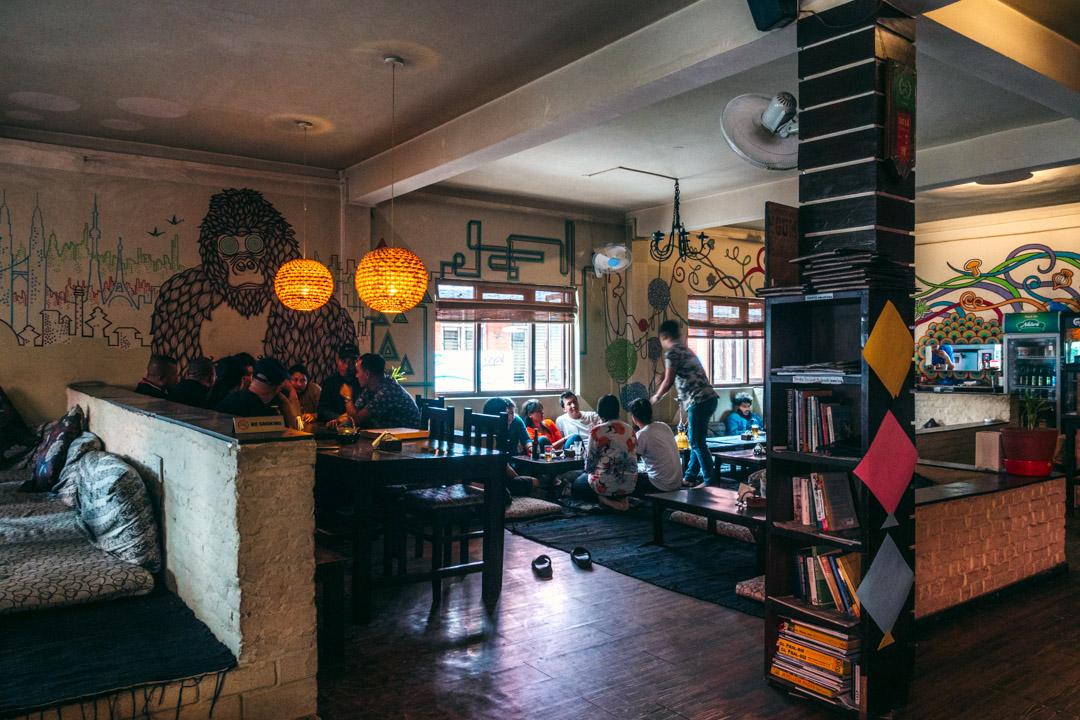 Places Restaurant & Bar in Thamel