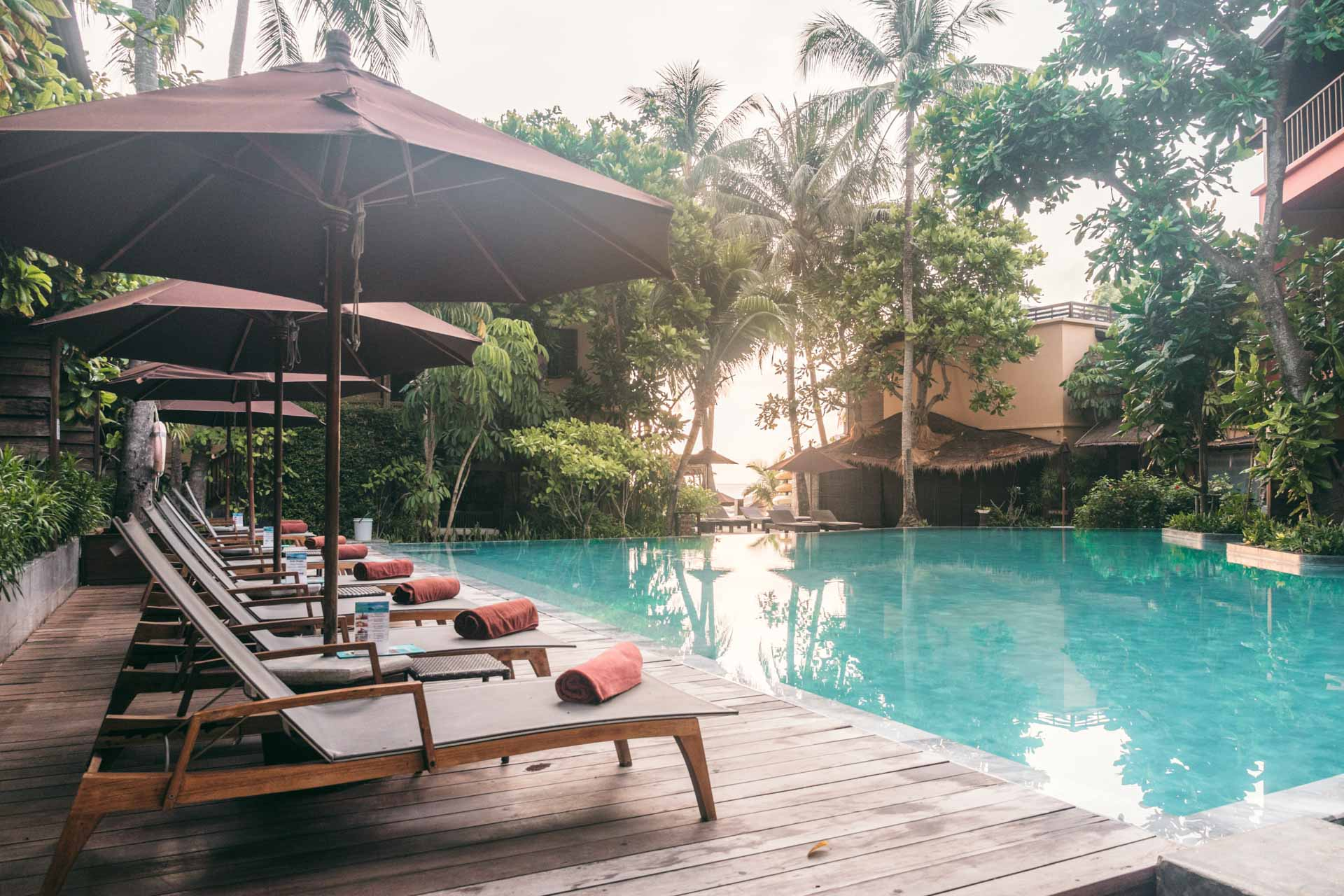 Review of Buri Rasa Village on Koh Phangan: A Secluded & Tranquil Beachfront Resort