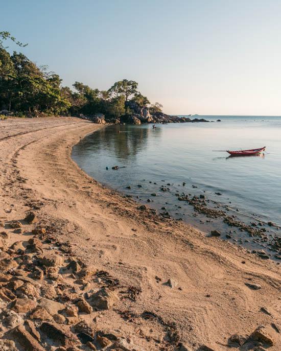 Haad Thien Beach