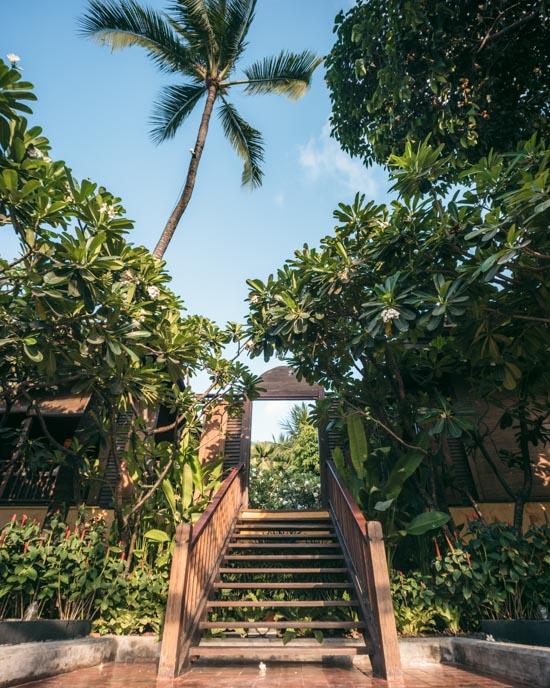 Entrance to Buri Rasa