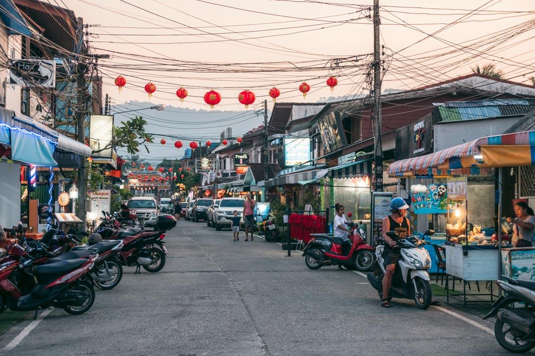 Maenam street