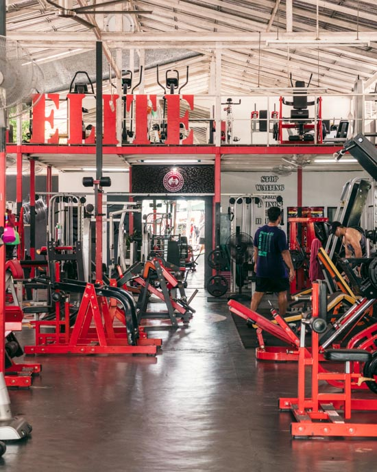 Elite Gym and Fitness Classic