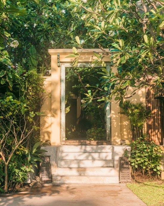 Door at Buri Rasa