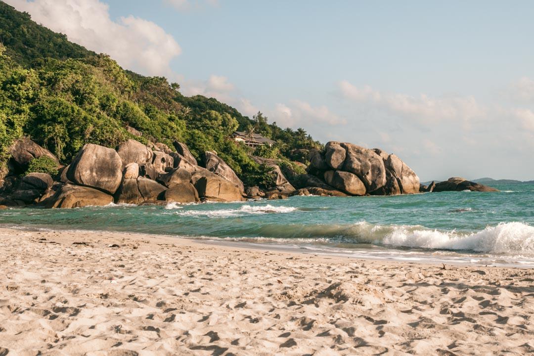Koh Samui's Silver Beach