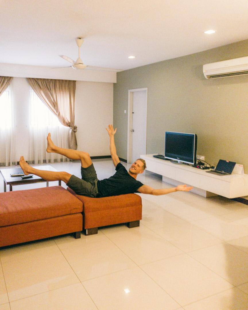 Kuala Lumpur apartment