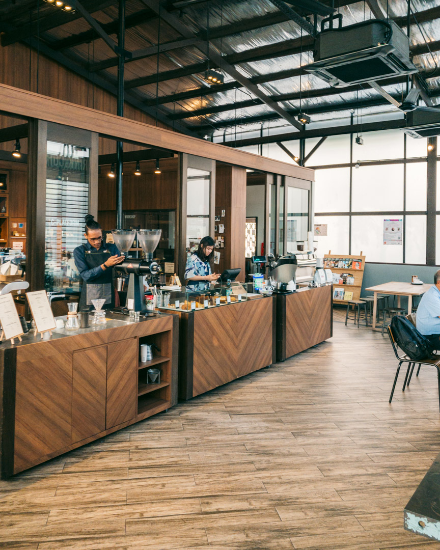 PULP Coffee in Bangsar