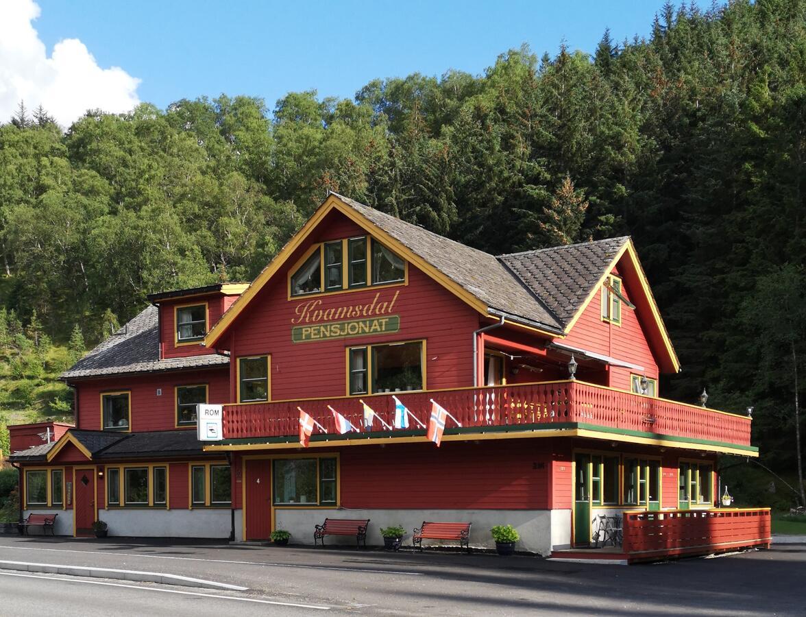 Kvamsdal Pensjonat near Vøringsfoss