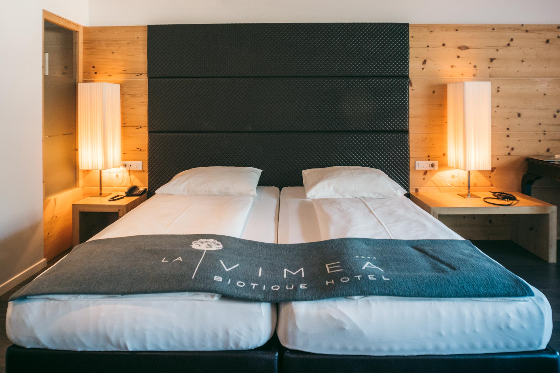 LA VIMEA beds