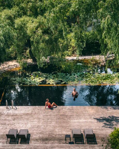 LA VIMEA pool